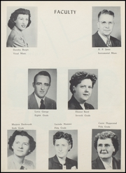Page 11, 1956 Edition, Mediapolis High School - Bulldog Yearbook (Mediapolis, IA) online yearbook collection