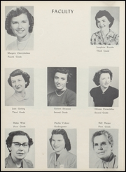 Page 12, 1956 Edition, Mediapolis High School - Bulldog Yearbook (Mediapolis, IA) online yearbook collection