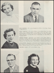 Page 14, 1956 Edition, Mediapolis High School - Bulldog Yearbook (Mediapolis, IA) online yearbook collection