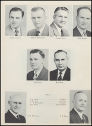 Page 9, 1956 Edition, Mediapolis High School - Bulldog Yearbook (Mediapolis, IA) online yearbook collection