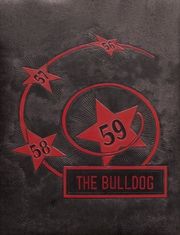 Mediapolis High School - Bulldog Yearbook (Mediapolis, IA) online yearbook collection, 1959 Edition, Page 1