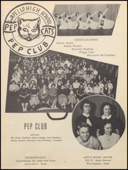 Page 11, 1954 Edition, Wapello High School - Ollepaw Yearbook (Wapello, IA) online yearbook collection