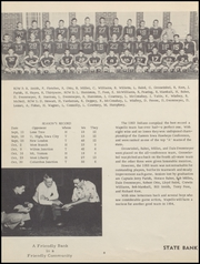 Page 12, 1954 Edition, Wapello High School - Ollepaw Yearbook (Wapello, IA) online yearbook collection