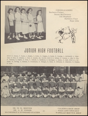 Page 14, 1954 Edition, Wapello High School - Ollepaw Yearbook (Wapello, IA) online yearbook collection