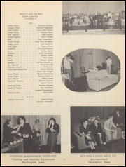 Page 15, 1954 Edition, Wapello High School - Ollepaw Yearbook (Wapello, IA) online yearbook collection