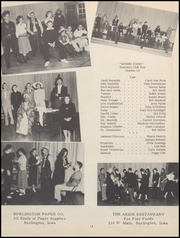 Page 16, 1954 Edition, Wapello High School - Ollepaw Yearbook (Wapello, IA) online yearbook collection