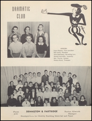 Page 17, 1954 Edition, Wapello High School - Ollepaw Yearbook (Wapello, IA) online yearbook collection