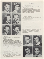 Page 10, 1955 Edition, Wapello High School - Ollepaw Yearbook (Wapello, IA) online yearbook collection