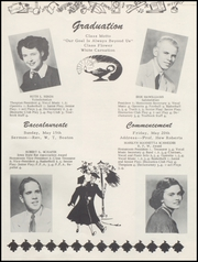 Page 13, 1955 Edition, Wapello High School - Ollepaw Yearbook (Wapello, IA) online yearbook collection