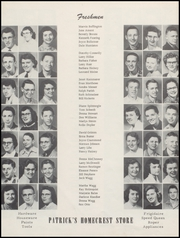 Page 16, 1955 Edition, Wapello High School - Ollepaw Yearbook (Wapello, IA) online yearbook collection