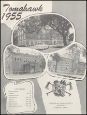 Page 5, 1955 Edition, Wapello High School - Ollepaw Yearbook (Wapello, IA) online yearbook collection