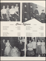 Page 9, 1955 Edition, Wapello High School - Ollepaw Yearbook (Wapello, IA) online yearbook collection