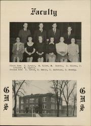 Page 5, 1945 Edition, Garner Hayfield High School - Yearbook Yearbook (Garner, IA) online yearbook collection