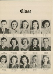 Page 7, 1945 Edition, Garner Hayfield High School - Yearbook Yearbook (Garner, IA) online yearbook collection