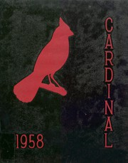 Page 1, 1958 Edition, Cardinal High School - Cardinal Yearbook (Eldon, IA) online yearbook collection