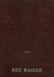 Corning High School - Red Raider Yearbook (Corning, IA) online yearbook collection, 1947 Edition, Page 1