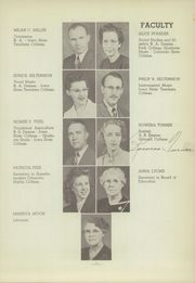 Page 11, 1948 Edition, Corning High School - Red Raider Yearbook (Corning, IA) online yearbook collection
