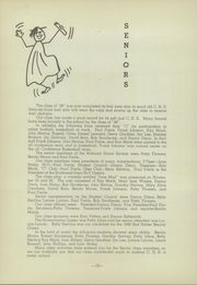 Page 14, 1948 Edition, Corning High School - Red Raider Yearbook (Corning, IA) online yearbook collection