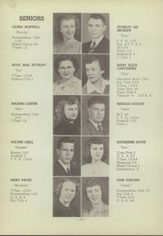 Page 16, 1948 Edition, Corning High School - Red Raider Yearbook (Corning, IA) online yearbook collection