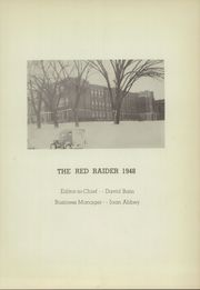 Page 5, 1948 Edition, Corning High School - Red Raider Yearbook (Corning, IA) online yearbook collection