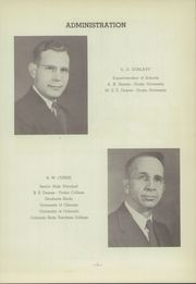 Page 9, 1948 Edition, Corning High School - Red Raider Yearbook (Corning, IA) online yearbook collection