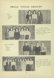 Page 38, 1949 Edition, Corning High School - Red Raider Yearbook (Corning, IA) online yearbook collection