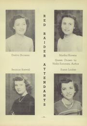 Page 43, 1949 Edition, Corning High School - Red Raider Yearbook (Corning, IA) online yearbook collection