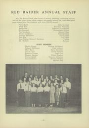 Page 46, 1949 Edition, Corning High School - Red Raider Yearbook (Corning, IA) online yearbook collection