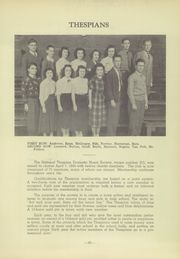 Page 49, 1949 Edition, Corning High School - Red Raider Yearbook (Corning, IA) online yearbook collection