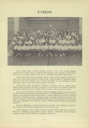 Page 51, 1949 Edition, Corning High School - Red Raider Yearbook (Corning, IA) online yearbook collection