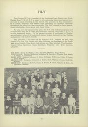 Page 52, 1949 Edition, Corning High School - Red Raider Yearbook (Corning, IA) online yearbook collection