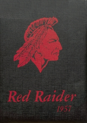 Corning High School - Red Raider Yearbook (Corning, IA) online yearbook collection, 1957 Edition, Page 1