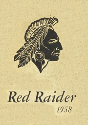 Corning High School - Red Raider Yearbook (Corning, IA) online yearbook collection, 1958 Edition, Page 1