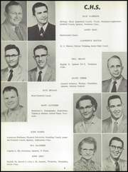 Page 10, 1959 Edition, Corning High School - Red Raider Yearbook (Corning, IA) online yearbook collection
