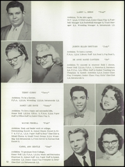 Page 16, 1959 Edition, Corning High School - Red Raider Yearbook (Corning, IA) online yearbook collection