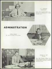 Page 8, 1959 Edition, Corning High School - Red Raider Yearbook (Corning, IA) online yearbook collection