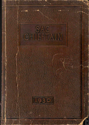 Page 1, 1930 Edition, Sac City High School - Chieftain Yearbook (Sac City, IA) online yearbook collection