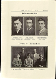 Page 15, 1930 Edition, Sac City High School - Chieftain Yearbook (Sac City, IA) online yearbook collection