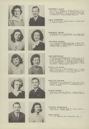 Page 16, 1944 Edition, Sac City High School - Chieftain Yearbook (Sac City, IA) online yearbook collection