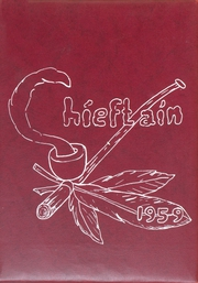 Page 1, 1959 Edition, Sac City High School - Chieftain Yearbook (Sac City, IA) online yearbook collection