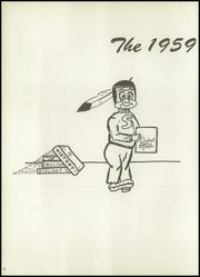 Page 10, 1959 Edition, Sac City High School - Chieftain Yearbook (Sac City, IA) online yearbook collection