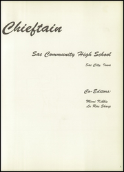 Page 11, 1959 Edition, Sac City High School - Chieftain Yearbook (Sac City, IA) online yearbook collection