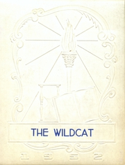 1952 Edition, Columbus Community High School - Wildcat Yearbook (Columbus Junction, IA)