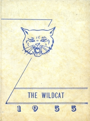 1955 Edition, Columbus Community High School - Wildcat Yearbook (Columbus Junction, IA)