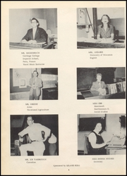 Page 10, 1955 Edition, Columbus Community High School - Wildcat Yearbook (Columbus Junction, IA) online yearbook collection