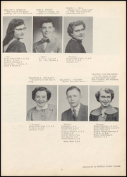 Page 13, 1955 Edition, Columbus Community High School - Wildcat Yearbook (Columbus Junction, IA) online yearbook collection