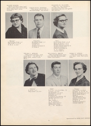 Page 14, 1955 Edition, Columbus Community High School - Wildcat Yearbook (Columbus Junction, IA) online yearbook collection