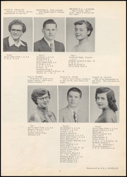 Page 15, 1955 Edition, Columbus Community High School - Wildcat Yearbook (Columbus Junction, IA) online yearbook collection