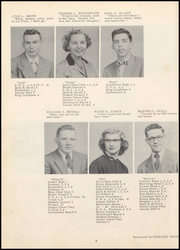 Page 16, 1955 Edition, Columbus Community High School - Wildcat Yearbook (Columbus Junction, IA) online yearbook collection