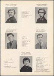 Page 17, 1955 Edition, Columbus Community High School - Wildcat Yearbook (Columbus Junction, IA) online yearbook collection